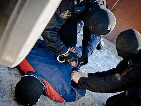 Банду серийных угонщиков вЧелябинской области задержали при помощи авиации