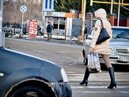 Губернатор Борис Дубровский обязал муниципалитеты разобраться спешеходными переходами