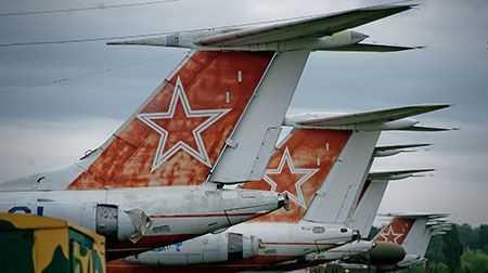 Под Волгоградом авиация разбомбила замаскированный командный пункт условного противника