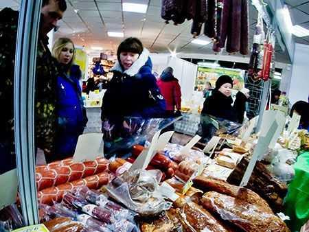 Продовольственная ярмарка появилась вЧелябинске наместе Каширинского рынка