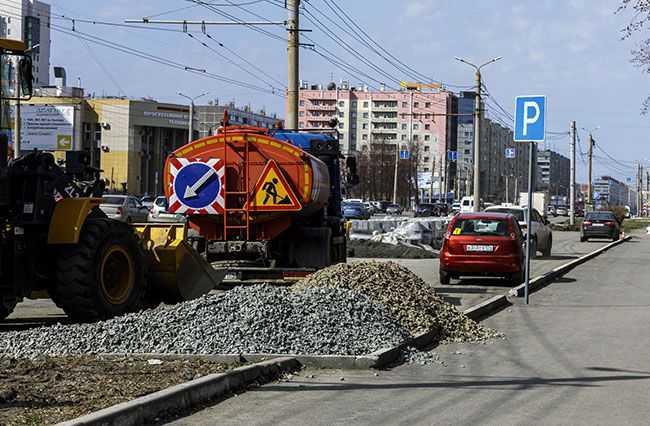 Ремонт километров. В регионе обновят дороги на 20 млрд рублей