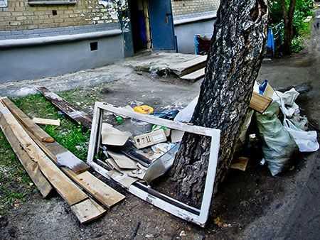 ВЧелябинске убрали свалки после жалоб городских жителей