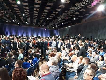 Владимир Путин: «Нужно выполнить компенсационные высадки лесов»