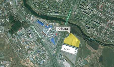 Распродажа земли. ВУльяновске «Лента» продаёт участок за50 млн руб.