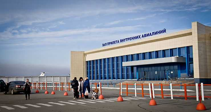 В челябинском аэропорту задействовали оборудование, разработанное в «Сколково», для проверки точности настройки системы посадки