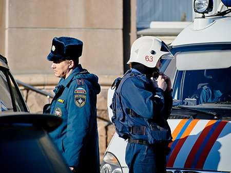 ВЧелябинске эвакуировали ТРК «Горки»