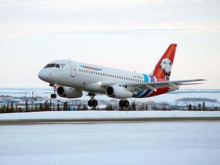 Авиакомпании «Ямал» посоветовали развивать областные авиаперевозки вЧелябинской области