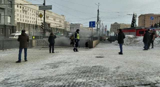 В центре Челябинска произошел хлопок газа