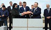 В Челябинске заложили первый камень будущей РМК-Арены
