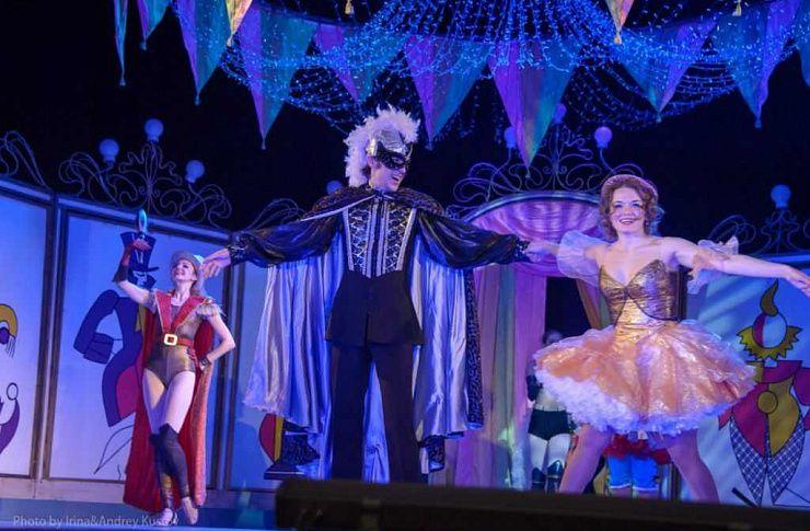 Магнитогорская опера отмечает 25-летие