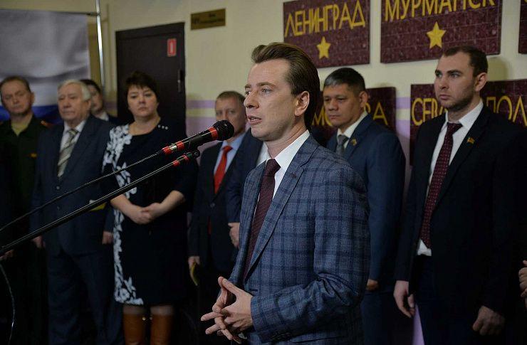 ВЧелябинске открылся музей Сталинградской битвы
