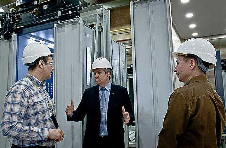 «Союзлифтмаш» стал Челябинским лифтостроительным заводом «ВИТЧЕЛ»