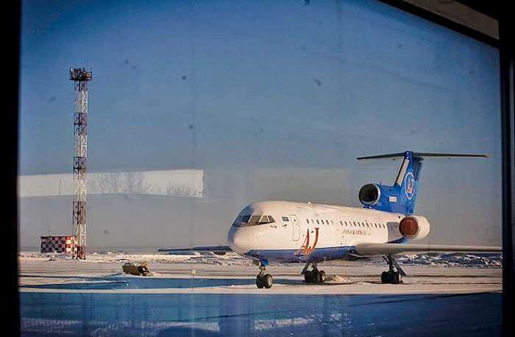 Самолет Finnair экстренно сел вЧелябинске