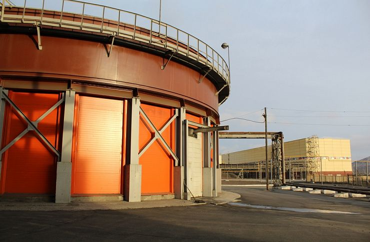 «Карабашмедь» обновляет оборудование обогатительной фабрики