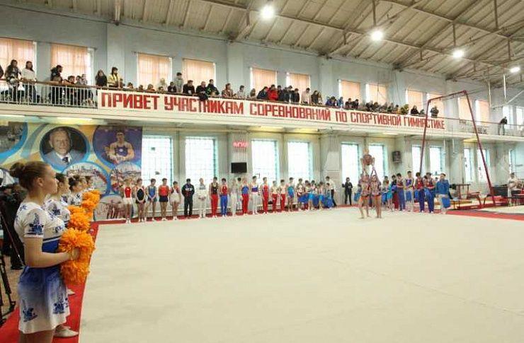 На челябинский ковер выйдут титулованные гимнасты