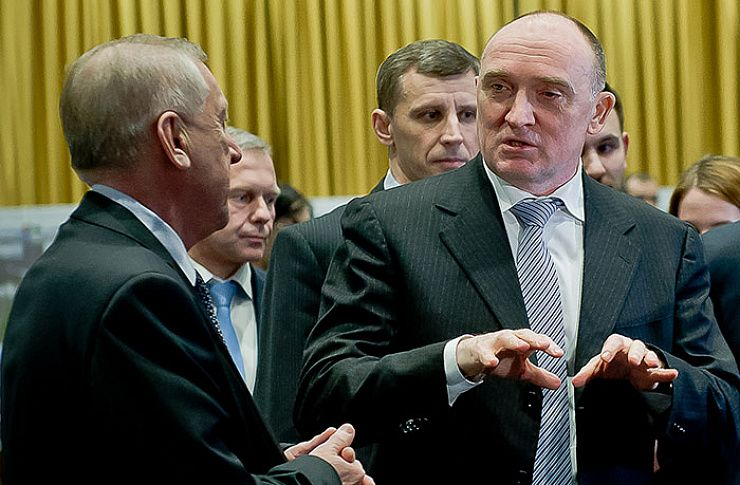 Руководитель Челябинска замыкает тройку самых влиятельных людей региона