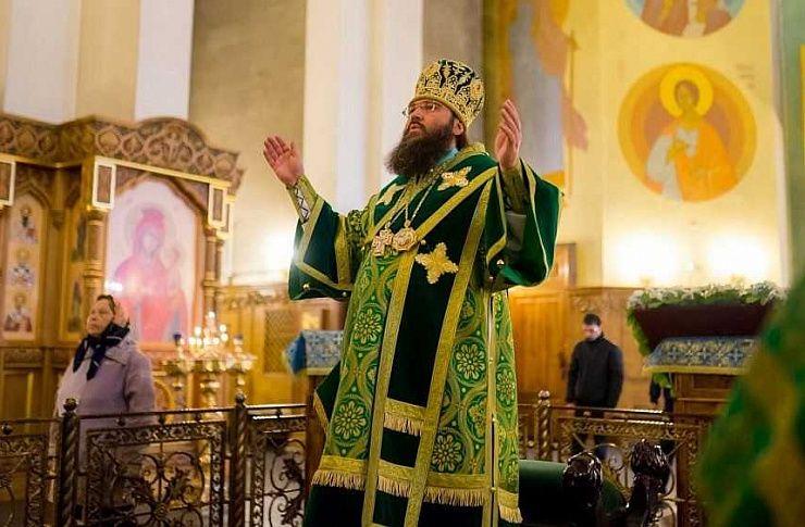 Епископ Иннокентий освобожден от управления Магнитогорской епархии