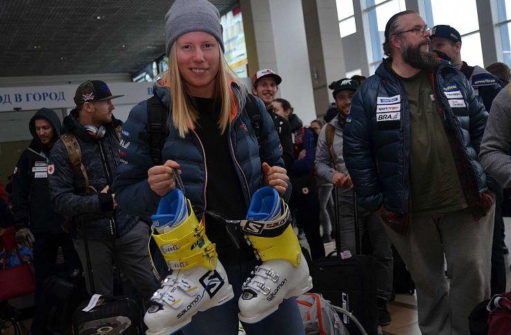 Больше 150 спортсменов приедут наКубок мира пофристайлу