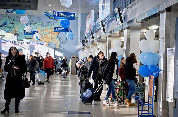 Борису Дубровскому представили план развития челябинского аэропорта ксаммиту ШОС