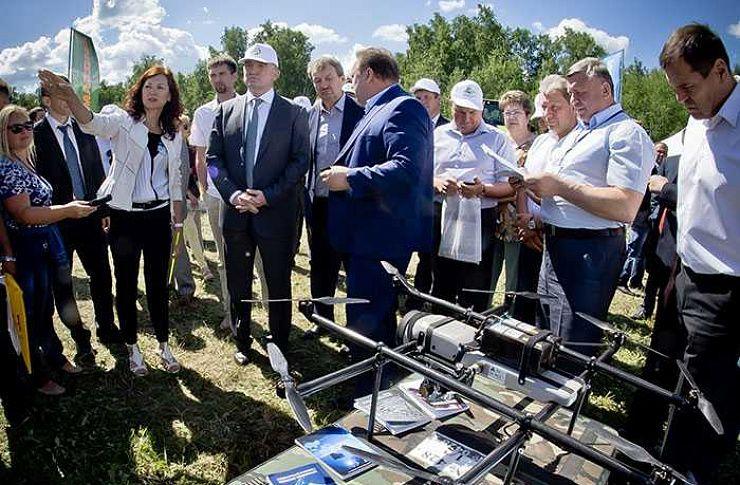 2 млн. тонн зерна запланировал получить губернатор сюжноуральских пахот
