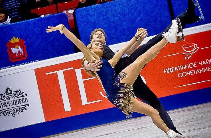 Спортивное великолепие. ВЧелябинске закончился Чемпионат Российской Федерации пофигурному катанию