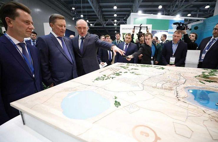 Уполномоченный ООН познакомился сэкологическими планами РМК