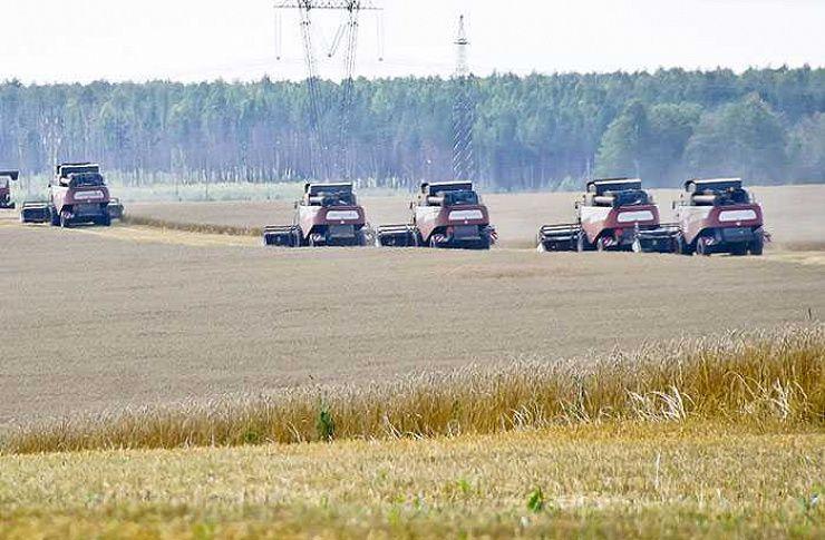 НаЮжном Урале собрано 1,8 млн тонн зерна