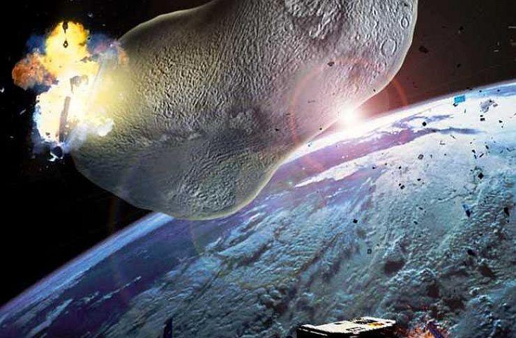 Кузькина мать для Апофиса. Челябинские ученые предлагают взорвать летящий кЗемле астероид водородной бомбой