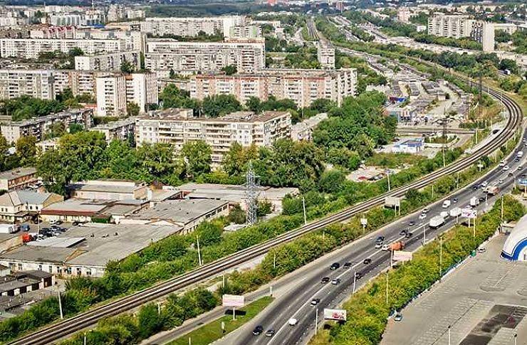 Челябинск включили всотню лучших городов России