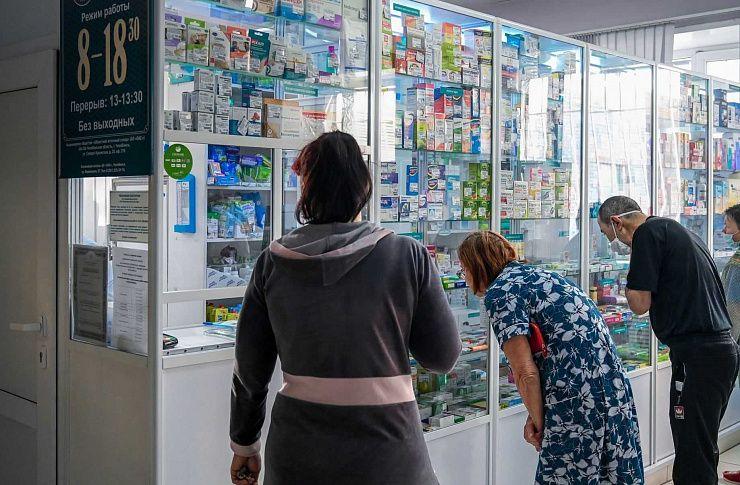 Челябинская область вошла в топ-10 регионов по проданным лекарствам