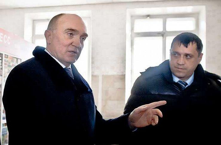 Борис Дубровский усадил застол переговоров компании, участвующие вразработке мраморного месторождения