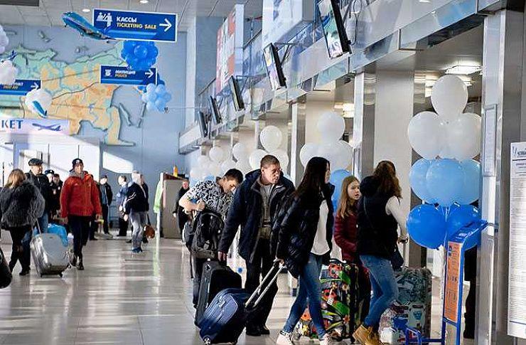 Калининград попал вчисло самых бюджетных авианаправлений нановогодние праздники