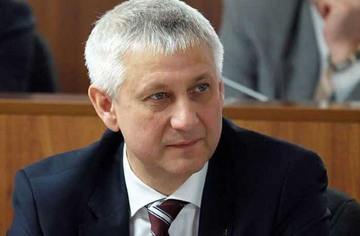 Главой Магнитогорска избран Сергей Бердников