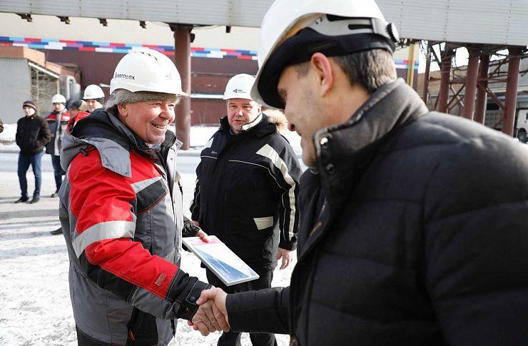 Завод «Карабашмедь» отмечает 20-летие