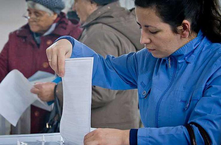 Избирком озвучил результаты выборов депутатов Государственной думы вЧелябинской области