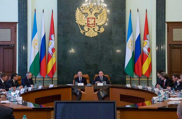Башкирская делегация посетила ряд объектов вЧелябинской области